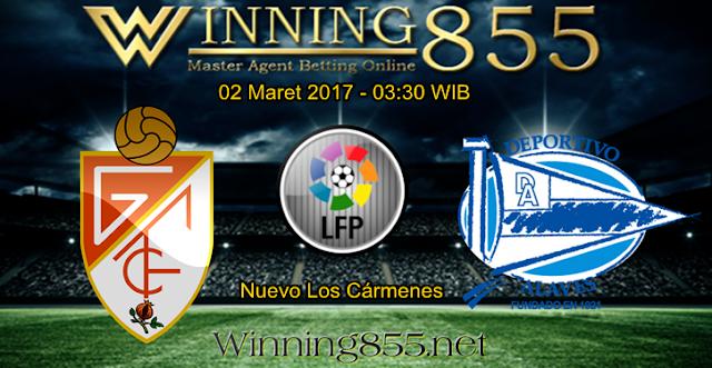Prediksi Skor Granada vs Deportivo Alaves 02 Maret 2017