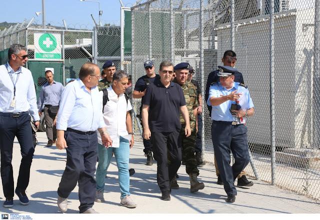 Χρυσοχοΐδης: 49.800 μετανάστες μπήκαν παράνομα στη χώρα σε 7 μήνες
