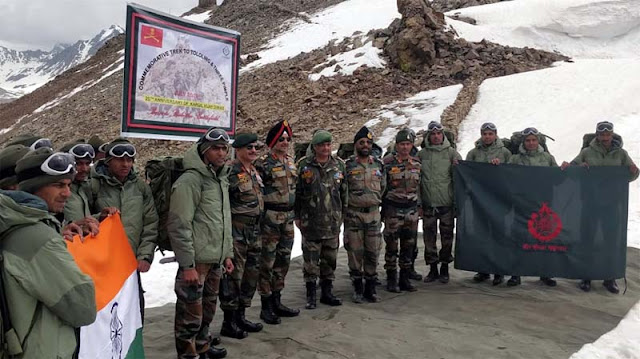20 years after Kargil War, Indian Army recreates 'Operation Vijay' to pay homage to martyrs