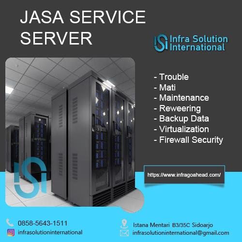 Service Server Ambon Maluku