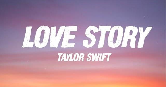 Taylor Swift Love Story Lyrics