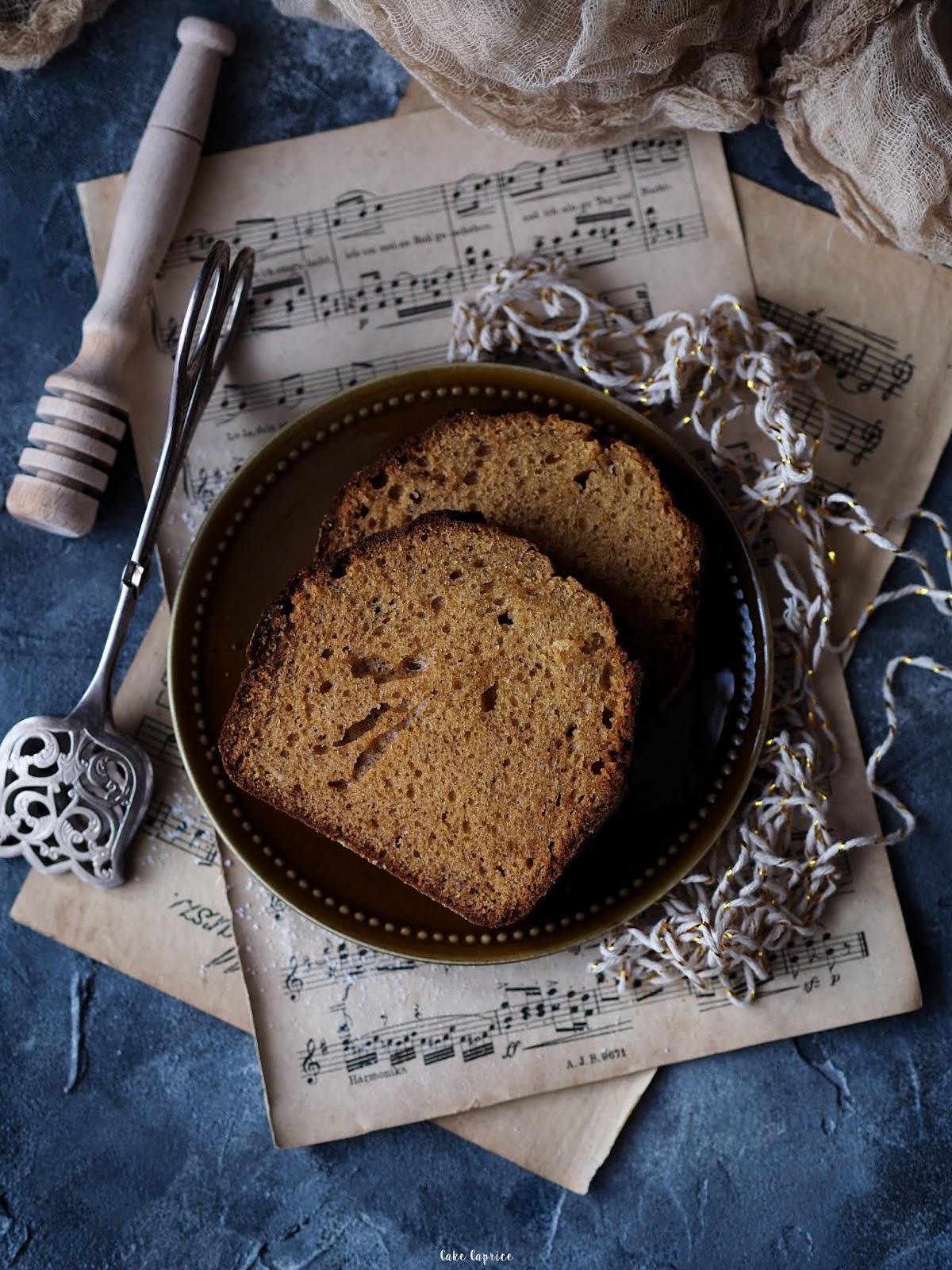 Ciasto z solonym karmelem