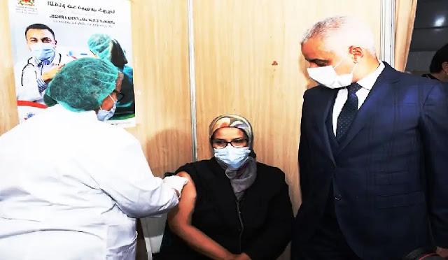 وزارة الصحة :  توسيع الفئة المستهدفة بتلقيح كورونا بين 35 و 39 سنة