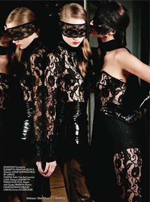 fetish fantasy madame figaro greece 2011 bdsm