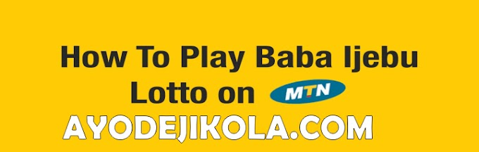How To Play Premier Bet Lotto on MTN Mobile