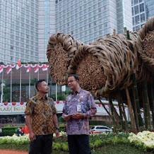 Akhir Kisah Bambu Seharga Setengah Miliar di Bundaran HI