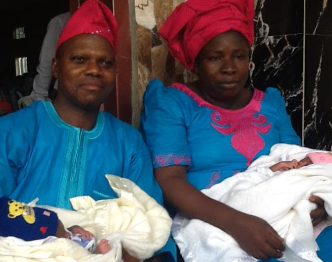 gofamint pastor wife babies 16 year s of marriage