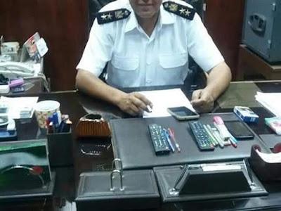 محمد عبد  الطيف, قسم شرطة الأسبكية, مستشفى الشرطة,