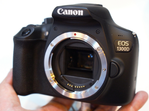 Canon EOS 1300D Review | CAMERA AND SPECS
