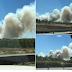 Incendios en La Araucanía: piden devolución de helicóptero que combate focos en zona central