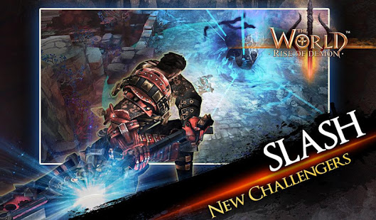 The World 3: Rise of Demon Mod Apk Full