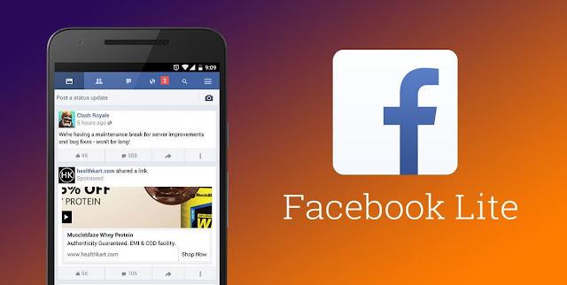 Cara Mengganti Nama di Facebook Lite