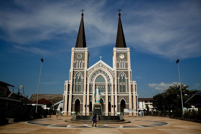 Chanthaburi Cathedral, Thailand