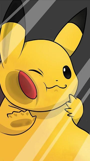 iphone pikachu wallpaper