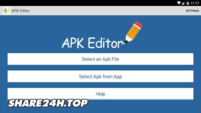 APK EDITOR PRO NEW 2020