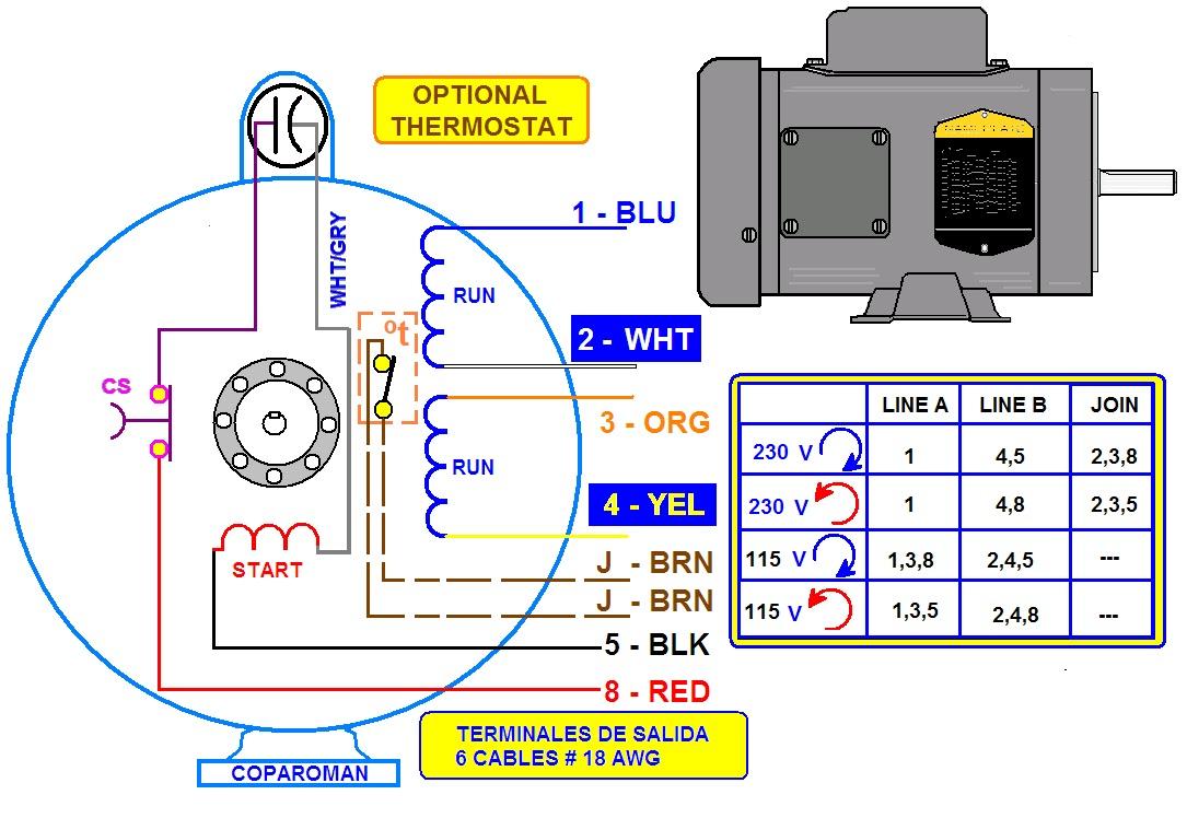 Conexion De Motores Electricos