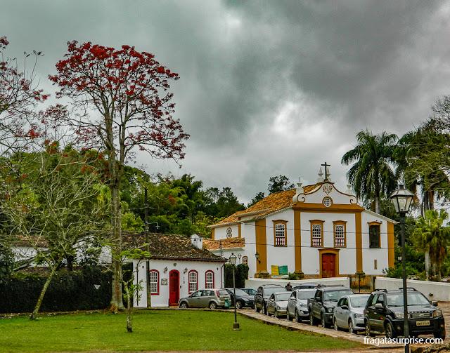 Igreja das Mercês, Tiradentes