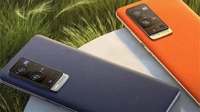 تسريبات مواصفات هاتف  vivo X70 و Vivo X70 Pro قبل الاعلان الرسمي