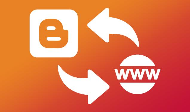 Cara Menganti Domain BlogSpot Menjadi .com .id .org Dengan Mudah