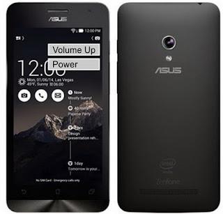 Hard Reset & Factory Reset Asus Zenfone 5