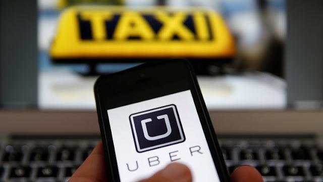 ¿Forma parte Uber de una red organizada de tráfico internacional de personas?