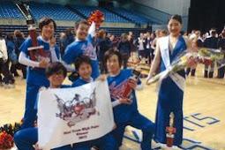ミスダンスドリルチームインターナショナルin USA優勝