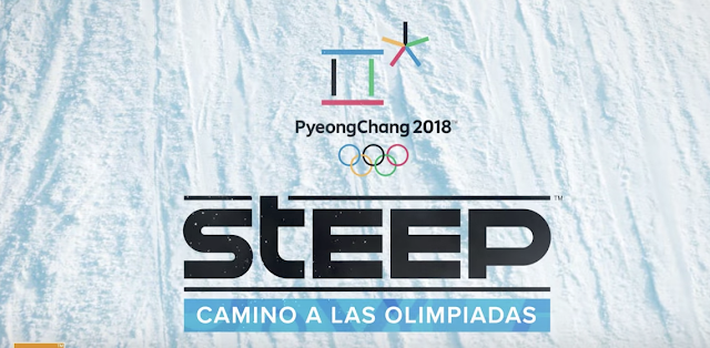 No te pierdas este nuevo tráiler de Camino a las Olimpiadas de Steep