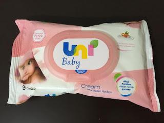 Uni Baby Yenidoğan Islak Mendil