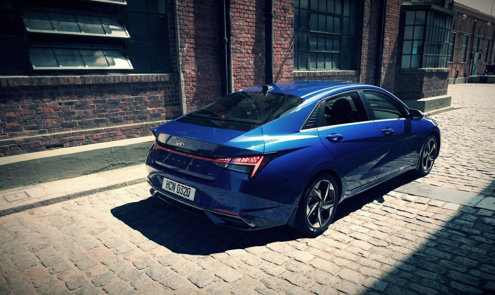 Hyundai Motor Company Introduced the new Hyundai Elantra: