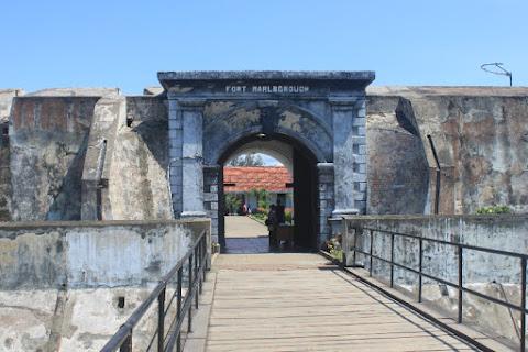 Fort Marlborough Bengkulu