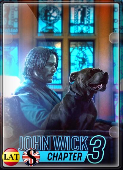 John Wick 3: Parabellum (2019) HD 720P LATINO/INGLES