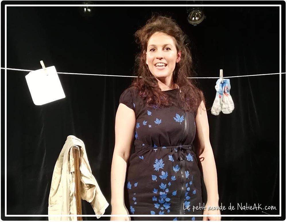 """Bérénice Benedetto dans  """" Va et vient """""""