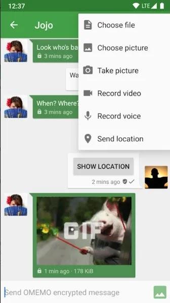 أفضل محادثات بدائل Whatsapp