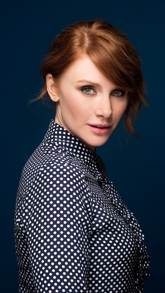 Bryce Dallas Howard BuzzFeed 2015 Galaxy Note HD Wallpaper