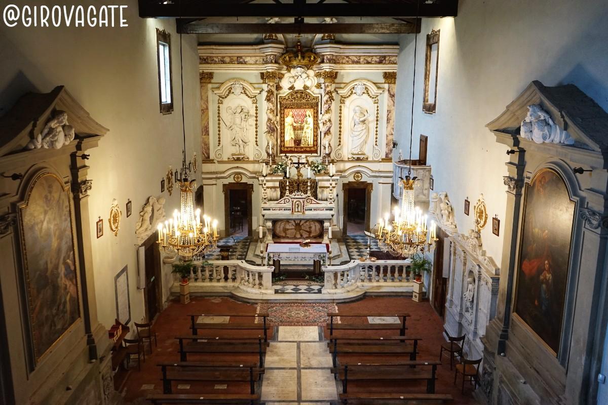Chiesa Santissima Annunziata Capannoli