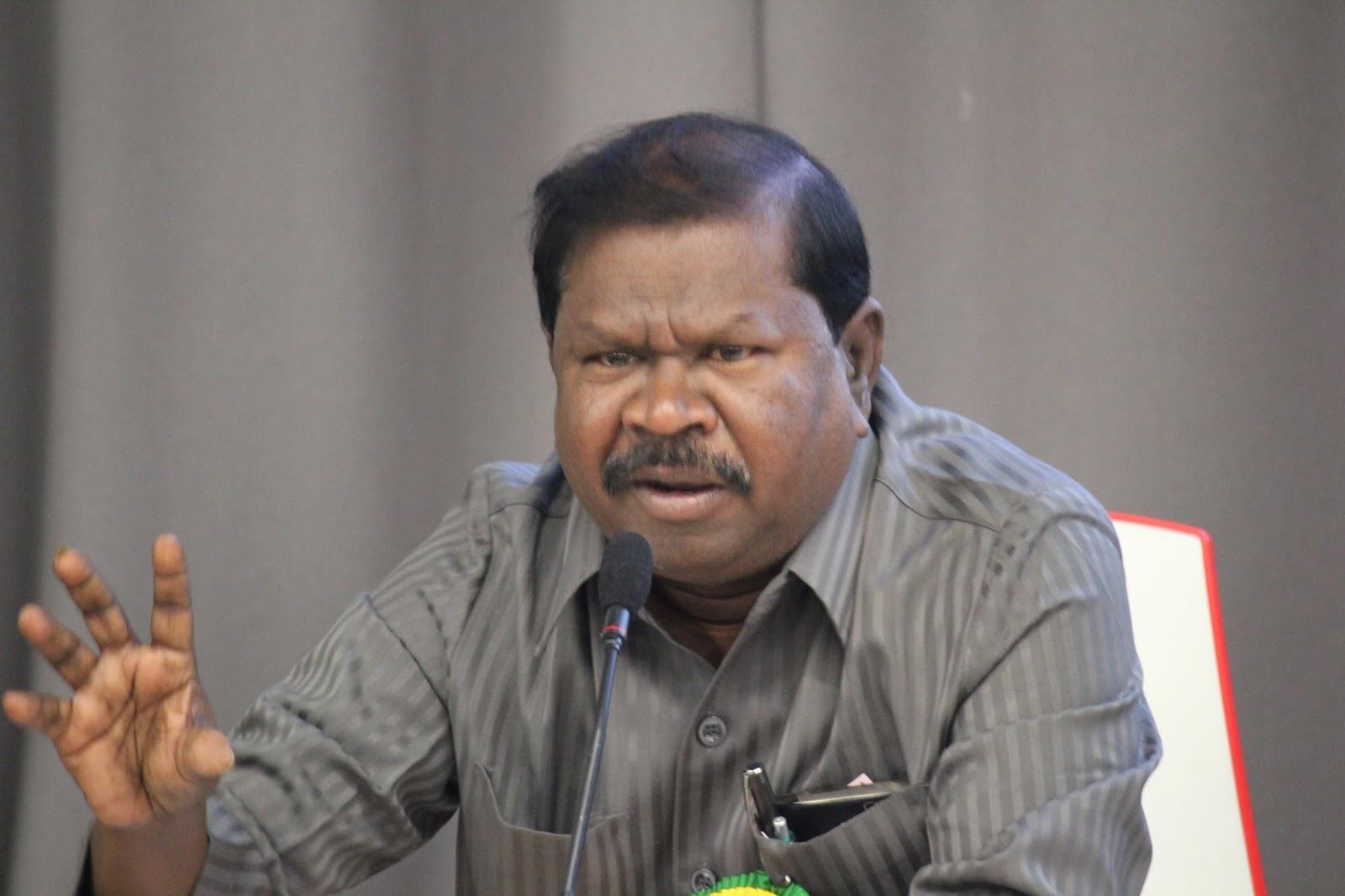 கரு.அழகு.குணசேகரன். K.A.Gunasekaran: Folklorist Gunasekaran passes away
