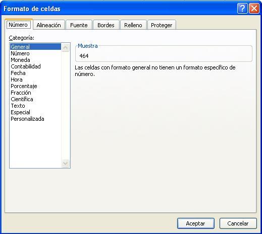 MS Excel Gratis ¿Qué es el formato de celdas? - formatos de excel gratis
