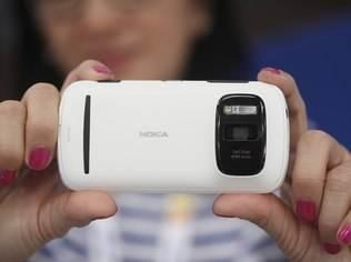 Pureview 808, da Nokia