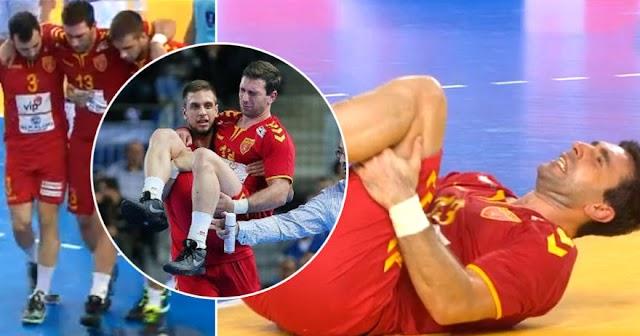 Handball: Verletzungssorgen um Mirkulovski - WM aus für Manaskov