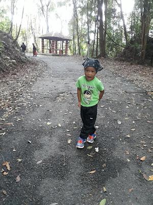 Hiking @ Bukit Batu Putih 2.0, Port Dickson