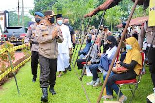Kapolda Jateng Resmikan Pembangunan Rusun Asrama Brimob Srondol