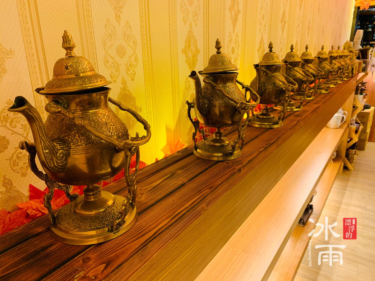 印渡風情|印度料理餐廳|印度茶壺區