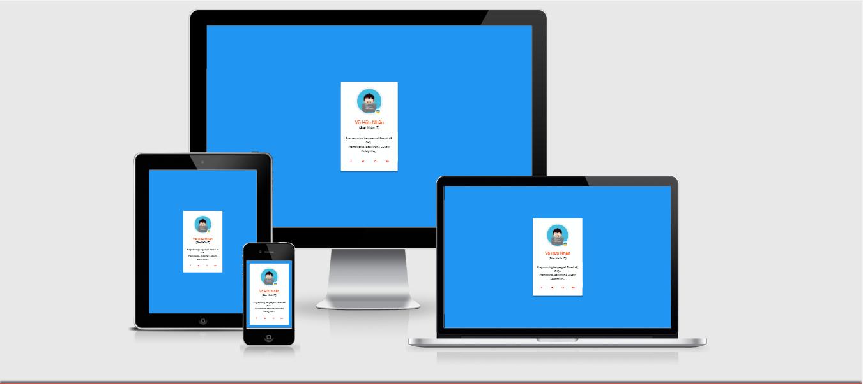 Share Theme Giới Thiệu Bản Thân Đẹp Cho Blogspot - About Theme Blogspot