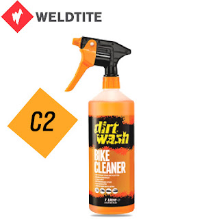 Weldtite Bike Cleaner
