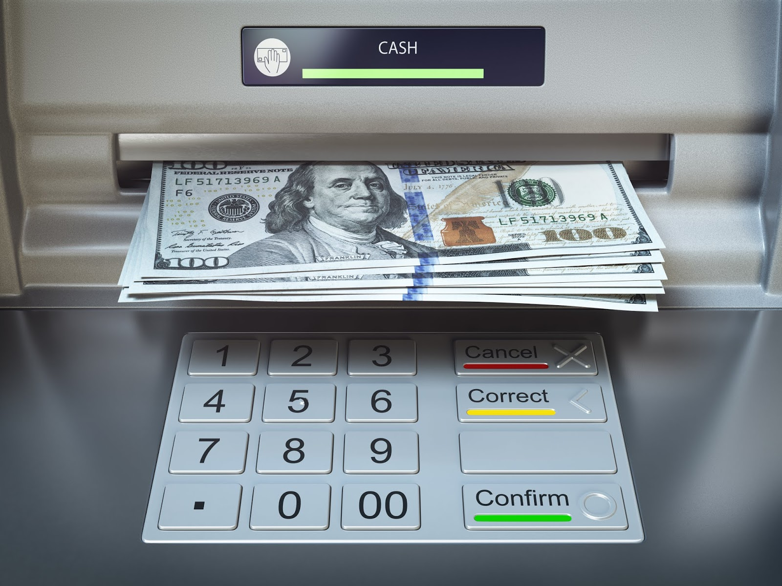 eCryptic Cards: Deep Web Money - Withdraw ATM Cash Daily!