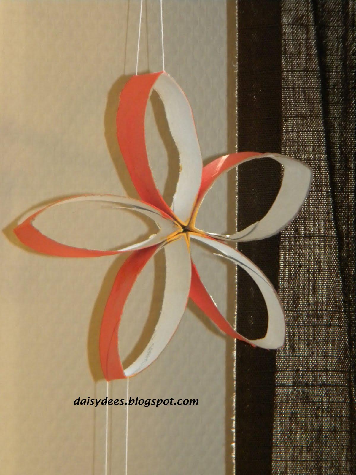 daisyd es que faire avec des rouleaux de papier toilette. Black Bedroom Furniture Sets. Home Design Ideas