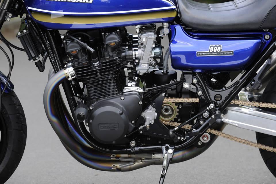Racing Caf U00e8  Kawasaki Z