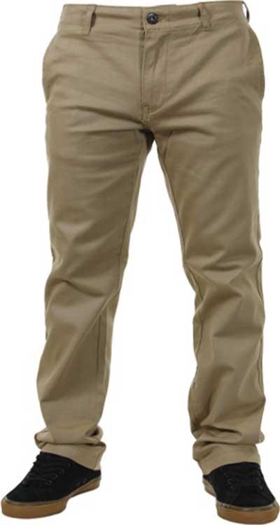 Celana Bahan Regular Fit
