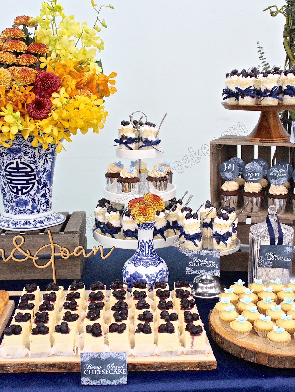 Wedding Dessert Trends | Arabia Weddings |Engagement Party Dessert Recipes