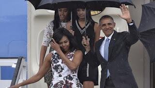 Obama Ajak Keluarga ke Indonesia Karena Azan dan Gamelan